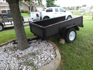 4 x 8 trailer for Sale in Mission, TX