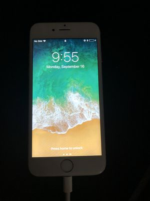 iPhone 6 for Sale in Issaquah, WA