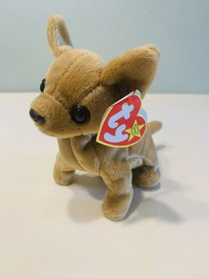 """""""Tiny"""" Chihuahua Dog TY Beanie Baby 1998 Retired for Sale in Austin, TX"""