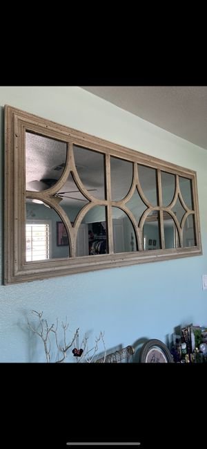 Large wall mirror for Sale in Scottsdale, AZ