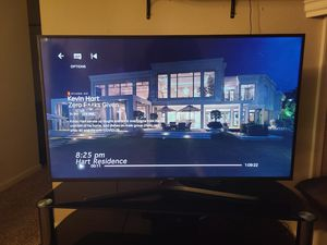 Samsung smart TV 55 inch. With Bluetooth and Wi-Fi. Excellent Condition. for Sale in Bellevue, WA
