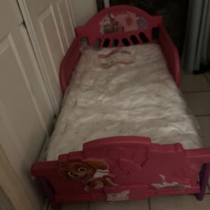 Girls Toddler Bed for Sale in Santa Ana, CA