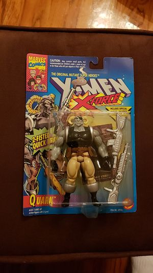 ToyBiz Marvel X-Men X-Force Quark action figure sealed 1994 for Sale in San Francisco, CA