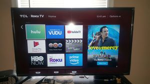 "TCL 40"" Roku TV for Sale in Robbinsdale, MN"