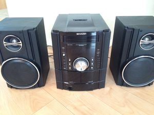 Sharp Stereo System for Sale in Las Vegas, NV