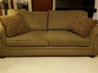 Couch And Loveseat With ottoman for Sale in Clermont,  FL