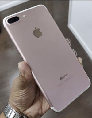 iPhone 7 PLUS Unlocked with a 30 Day Warranty! Check-out profile for prices of other phones like iPhone 6 6S Plus 7 7 Plus 8 Plus X XR Thank you for Sale in Los Angeles, CA