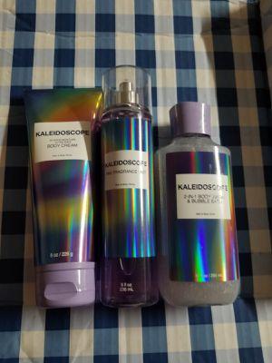 Bath and Body Works Kaleidoscope set for Sale in Garden Grove, CA