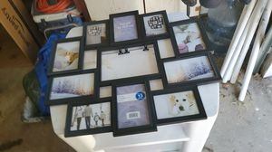 13 photo picture frame. New for Sale in Akron, OH