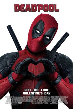 Deadpool movie poster for Sale in Centreville, VA