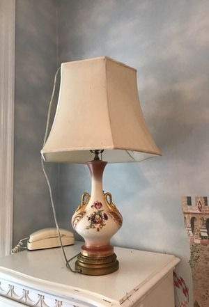 Antique lamp for Sale in Raleigh, NC