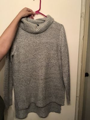 Gray turtleneck sweater from Forever 21 for Sale in Ontario, CA