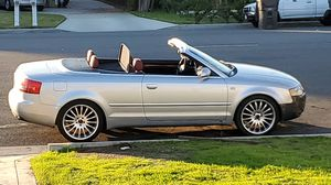 Selling parts from 2003 Audi A4 convertible for Sale in Long Beach, CA
