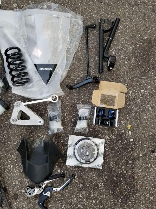 Motorcycle parts Honda CBR1000rr