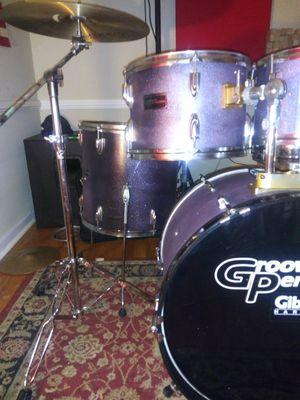 Gp Galaxy Sparkle drum set for Sale in Decatur, GA