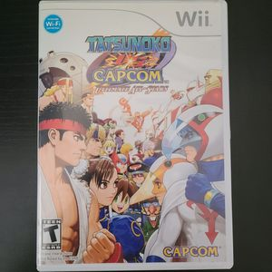 Tatsunoko Vs. Capcom Ultimate All Stars (Nintendo Wii) for Sale in Lakeland, FL
