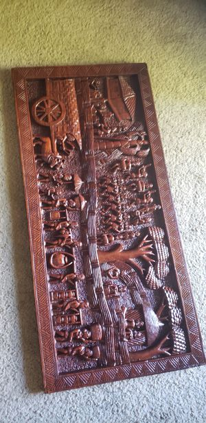 Antique wall panel for Sale in Covina, CA
