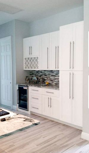 Extremely high quality wood kitchen cabinets for Sale in Fort Myers, FL