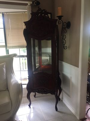 Antique cabinet for Sale in Winona, TX