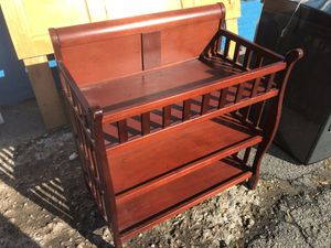 Baby changing table for Sale in Richmond, VA