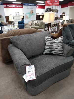 Ashley chair and a half for Sale in Uniontown, PA