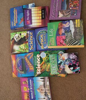 Assorted schoolbooks for Sale in Carmi, IL