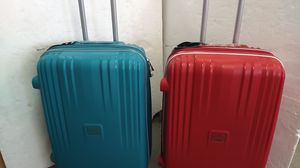 GABBIANO 2 PIECE LUGGAGE SET $140 BRAND NEW 8 WHEELS SPINNERS LIGHT WEIGHT EXPANDER SYSTEM for Sale in HALNDLE BCH, FL