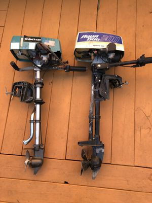 Outboard motors for Sale in Chicago, IL