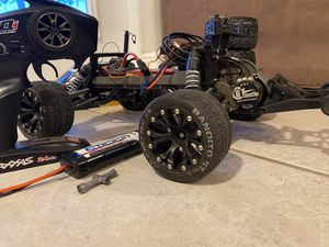 Modified traxxas stampede rc car for Sale in Rockledge, FL