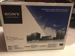 Sony 5.1 Channel Surround Sound Home Theatre System for Sale in Orlando, FL