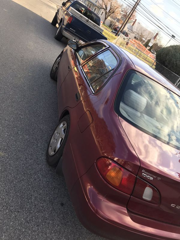 Toyota Corolla for 1200$