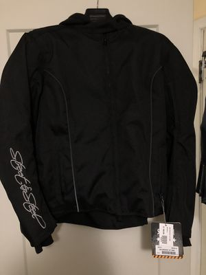 Women's Street and Steel Motorcycle Jacket (NWT) for Sale in Eagle Mountain, UT