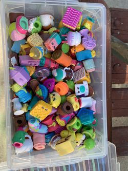 Collection Of 126 Shopkins for Sale in Anaheim,  CA