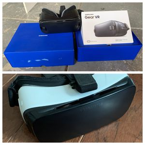 Samsung Gear VR Headsets (2) for Galaxy S7 for Sale in Rocklin, CA