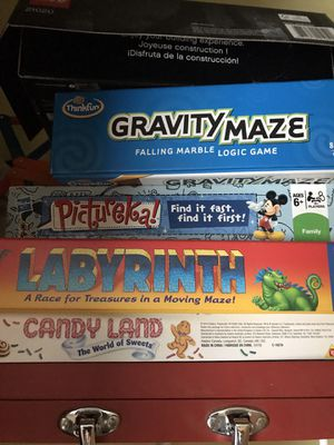 Kids board games for Sale in New Albany, OH