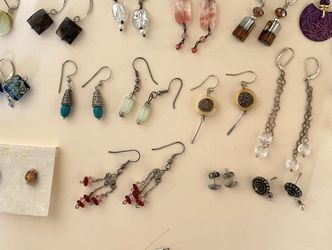 16 Pair of Earrings (Lot) for $25 for Sale in Portland,  OR