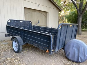 8 x 4.5 Single Axle Trailer for Sale in Scottsdale, AZ