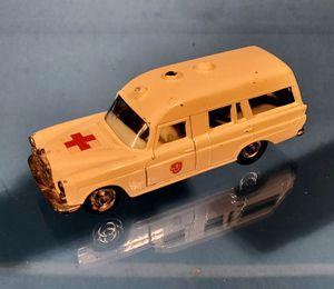 Matchbox king size 1/43 scale Mercedes Benz Ambulance K6 for Sale in Renton, WA