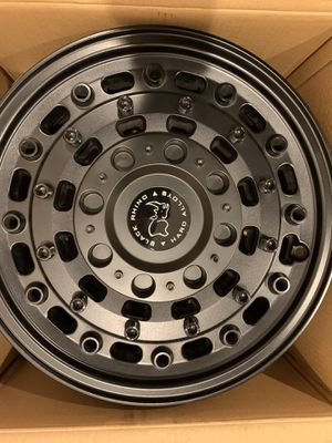 Black Rhino wheels and Nitto Terra Grappler for Sprinter Van for Sale in Mission Viejo, CA