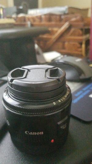 Canon 50 mm Lens for Sale in Garland, TX