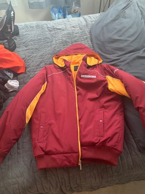Men's Reebok Redskins Jacket Sz S for Sale in Gambrills, MD