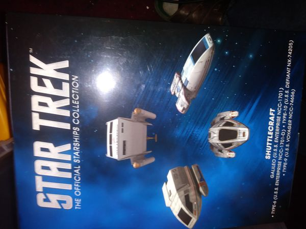 Star Trek Starships collection Sealed series 1 rare