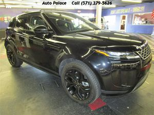 2020 Land Rover Range Rover Evoque R-Dynamic S for Sale in Manassas, VA