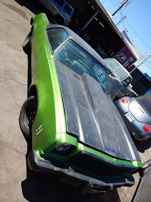 High performance parting out 1974 El Camino for Sale in Mesa, AZ