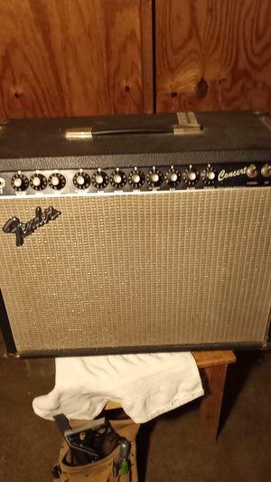Fender amplifier for Sale in San Diego, CA