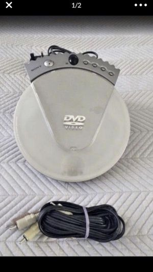 sony cd/dvd player $10 for Sale in Chicago, IL
