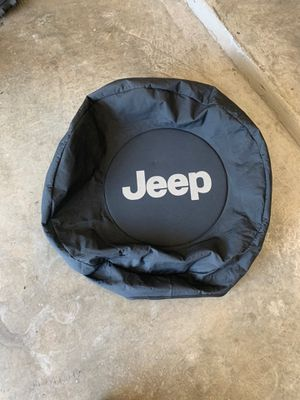 Jeep wheel cover for Sale in Humble, TX
