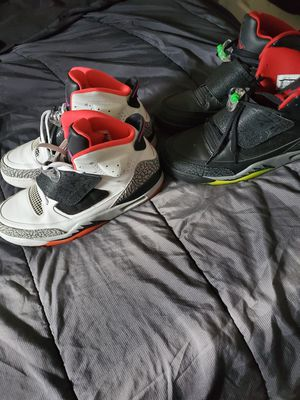 3 pairs of jordans for sale. Size 12. for Sale in Decatur, GA