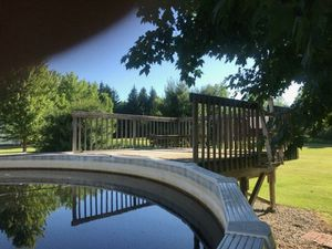 Pool deck. Treated lumber for Sale in Waterford Township, MI