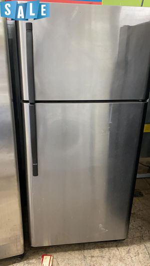 🌟🌟Stainless Steel Refrigerator Fridge Kenmore With Warranty #1495🌟🌟 for Sale in Lake Mary, FL